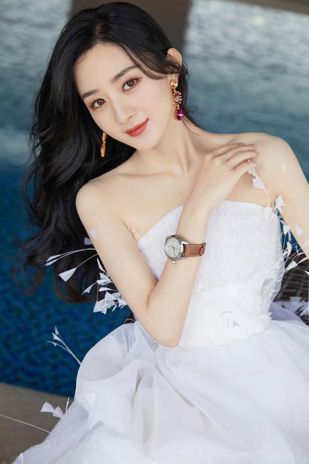 5 mỹ nhân Cbiz đẹp nhất trong mắt người Hàn: Angela Baby - Nhiệt Ba vẫn thua 1 mỹ nhân, Dương Mịch out top vì diễn viên phụ - Ảnh 6.