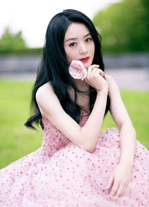 5 mỹ nhân Cbiz đẹp nhất trong mắt người Hàn: Angela Baby - Nhiệt Ba vẫn thua 1 mỹ nhân, Dương Mịch out top vì diễn viên phụ - Ảnh 7.