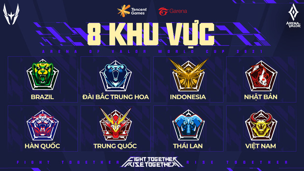 Giải đấu Liên Quân quốc tế AWC 2021 chính thức trở lại: Việt Nam có 3 suất tham dự, sẽ thi đấu theo thể thức online! - Ảnh 2.