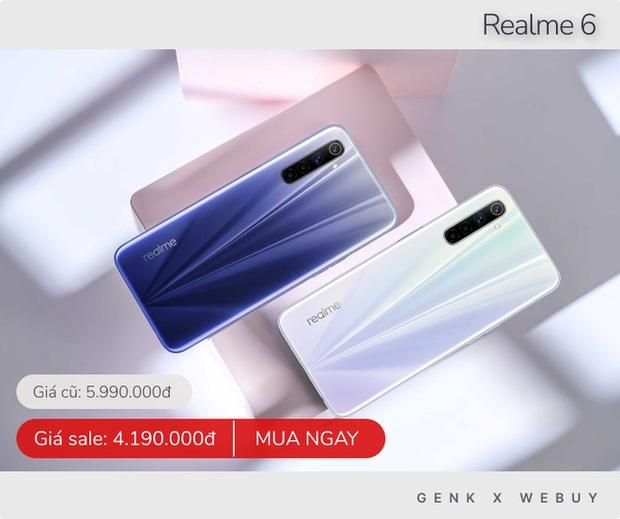 Samsung giảm 15 triệu, iPhone giảm 6 triệu và loạt deal khủng chớ nên bỏ qua trong tuần này - Ảnh 4.
