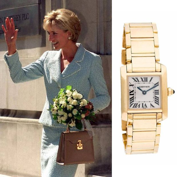 Meghan Markle lôi cả Công nương Diana vào cuộc chiến thách thức Hoàng gia Anh, bằng chứng ở một món phụ kiện nhỏ xíu - Ảnh 4.