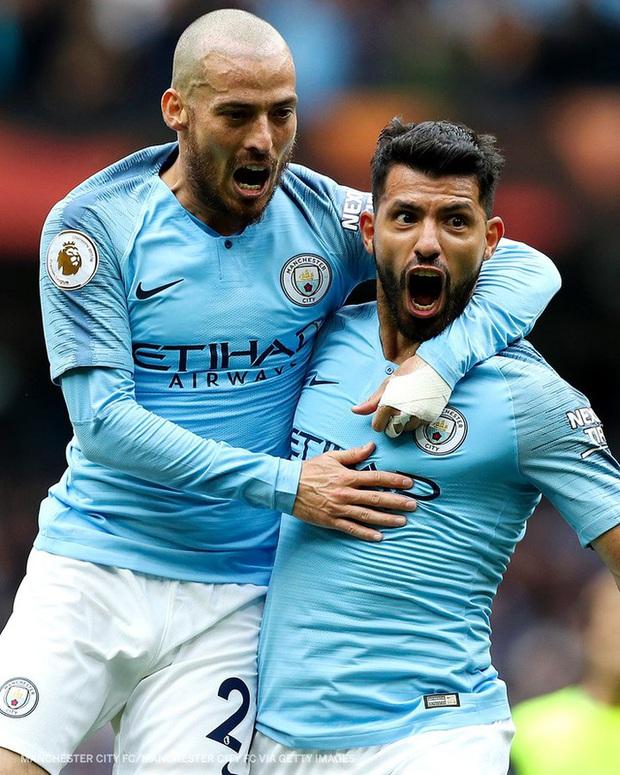 Man City chính thức vô địch Ngoại hạng Anh, Pep lập hàng loạt thành tích - Ảnh 8.