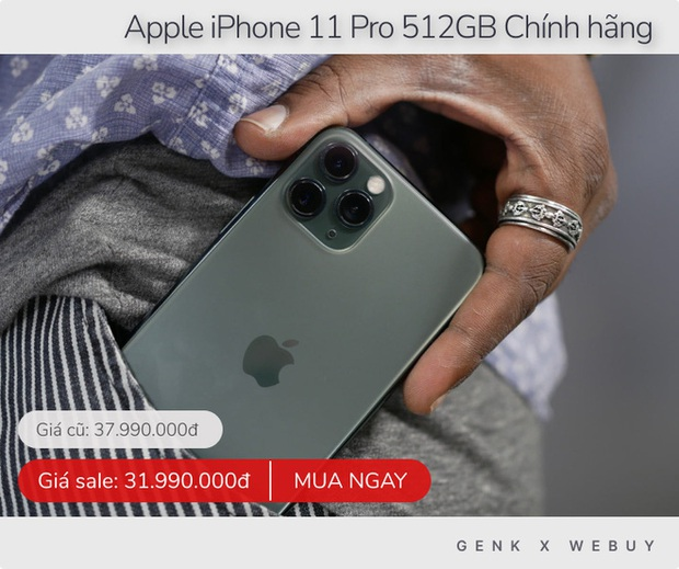 Samsung giảm 15 triệu, iPhone giảm 6 triệu và loạt deal khủng chớ nên bỏ qua trong tuần này - Ảnh 10.