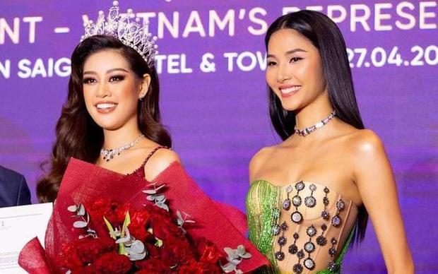 Hoàng Thuỳ giật mình vì Khánh Vân gọi nhỡ lúc nửa đêm, tiết lộ tình trạng của đàn em trước thềm bán kết Miss Universe - Ảnh 3.