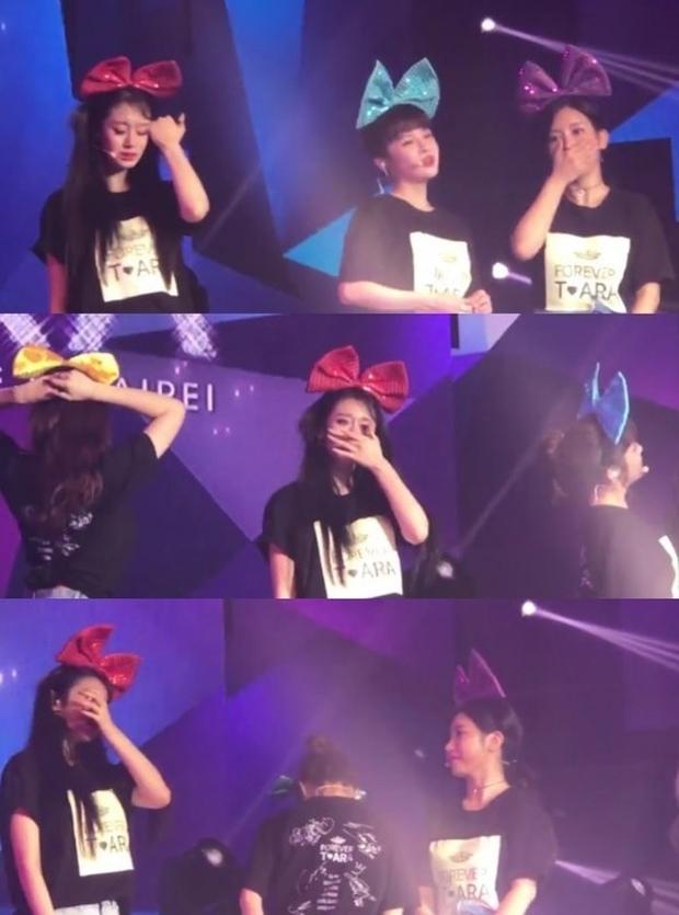 4 năm trước T-ara biểu diễn lần cuối cùng với đội hình 6 người, hứa không tan rã nhưng khả năng tập hợp là không thể? - Ảnh 5.
