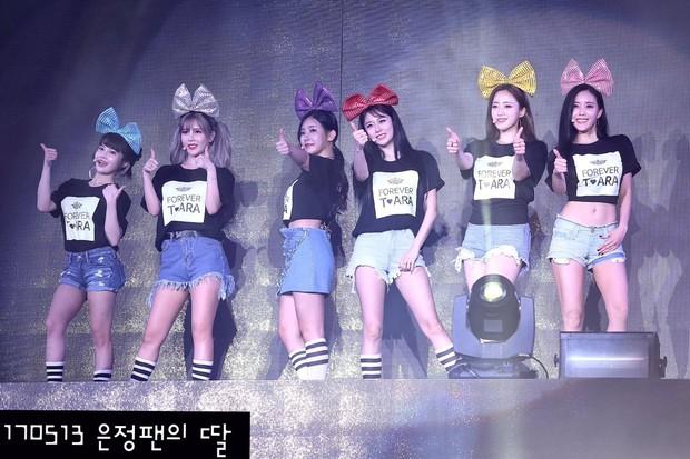 4 năm trước T-ara biểu diễn lần cuối cùng với đội hình 6 người, hứa không tan rã nhưng khả năng tập hợp là không thể? - Ảnh 11.