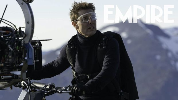 Tom Cruise đóng cảnh hành động nguy hiểm nhất sự nghiệp, giải thích việc chửi bới thậm tệ thành viên ekip Nhiệm Vụ Bất Khả Thi - Ảnh 5.