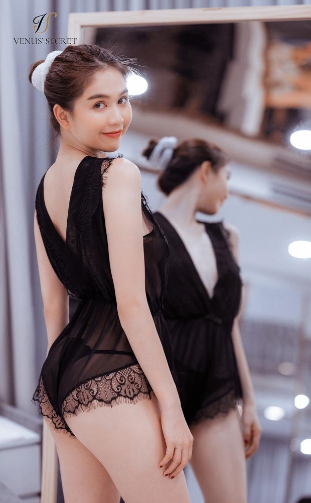 Ngọc Trinh khoe ảnh hậu trường bikini giữa drama PR, khoe gần hết da thịt nhưng sao vòng 1 lại trồi sụt thất thường thế này? - Ảnh 6.