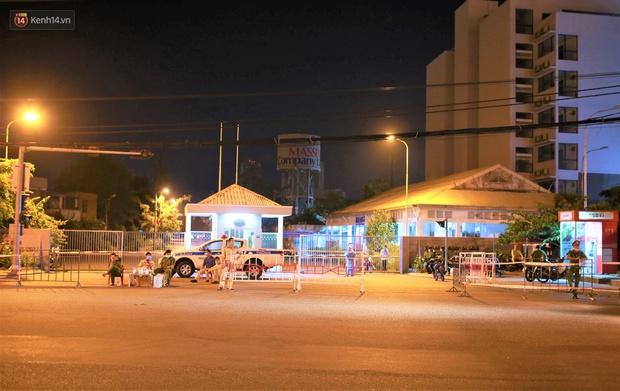 Đà Nẵng phát hiện hơn 30 ca dương tính SARS-CoV-2 mới: Phong tỏa khẩn cấp khu công nghiệp, xét nghiệm 700 người trong đêm - Ảnh 2.
