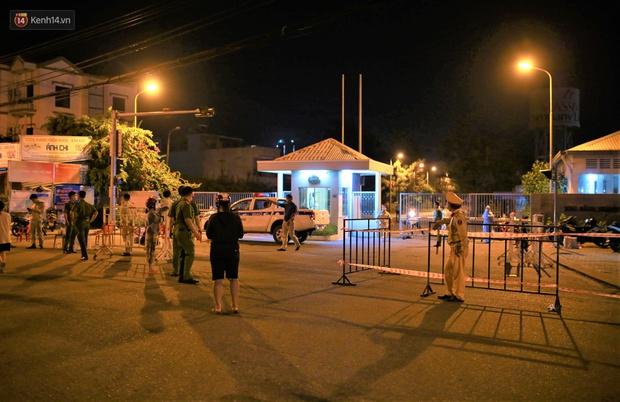 Đà Nẵng phát hiện hơn 30 ca dương tính SARS-CoV-2 mới: Phong tỏa khẩn cấp khu công nghiệp, xét nghiệm 700 người trong đêm - Ảnh 4.