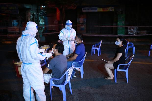 Đà Nẵng phát hiện 35 ca dương tính SARS-CoV-2, là F1 và F2 của nữ công nhân Khu công nghiệp An Đồn - Ảnh 1.