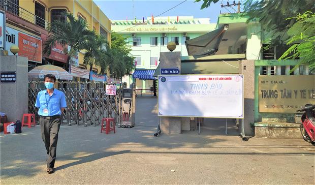 Đà Nẵng tạm dừng hoạt động 1 bệnh viện vì phát hiện ca dương tính SARS-CoV-2 liên quan Khu công nghiệp An Đồn - Ảnh 1.