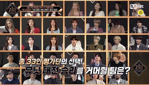Netizen gọi Kingdom là rạp xiếc vì để tân binh debut 1 năm đánh giá tiền bối - Ảnh 1.