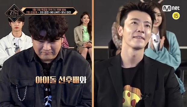 Netizen gọi Kingdom là rạp xiếc vì để tân binh debut 1 năm đánh giá tiền bối - Ảnh 2.