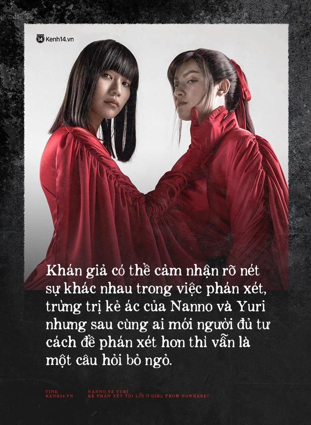 Cuộc đối đầu ma quái của 2 ma nữ Girl From Nowhere: Khi cái chết không phải bản án nặng nề nhất? - Ảnh 1.