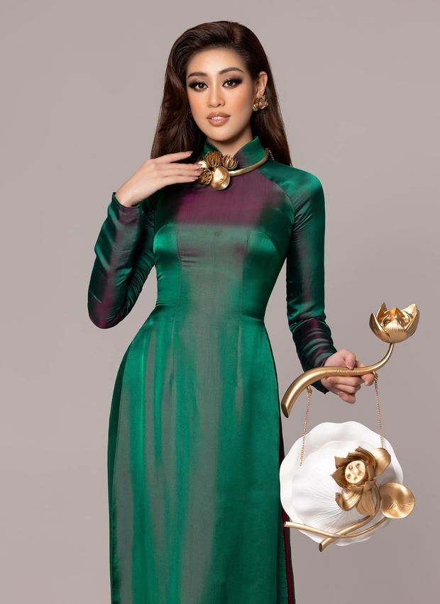 Khánh Vân liên tục xuất hiện trên Instagram của Miss Universe: Khi thì dịu dàng, khi lại quẩy bung nóc - Ảnh 2.