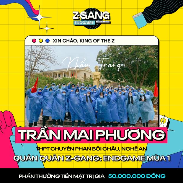 Kết quả chung cuộc Z-Gang Endgame: Đội nào được Quân AP - AMEE - Quỳnh Anh Shyn và khán giả vote giải Nhất? - Ảnh 2.