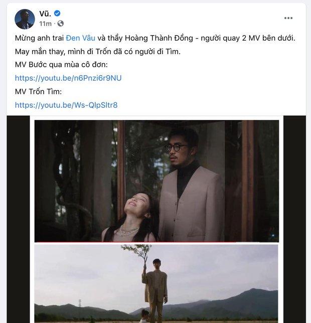 Đen Vâu ẩn ý Đ trái tim H trong MV Trốn Tìm: HHen Niê, Binz nhưng đạo diễn lại giải thích đầy phũ phàng - Ảnh 10.