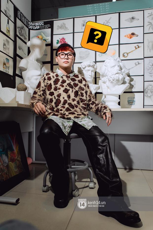 Hỏi cực nhanh đáp cực gọn: Sinh viên ngành Thiết kế Thời trang có mặc dị như lời đồn? - Ảnh 7.