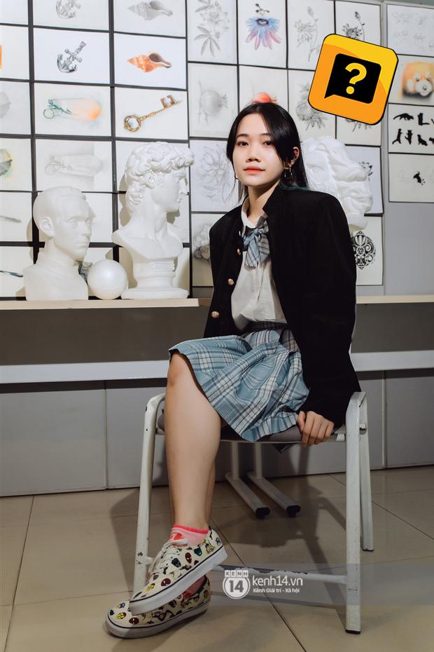 Hỏi cực nhanh đáp cực gọn: Sinh viên ngành Thiết kế Thời trang có mặc dị như lời đồn? - Ảnh 5.