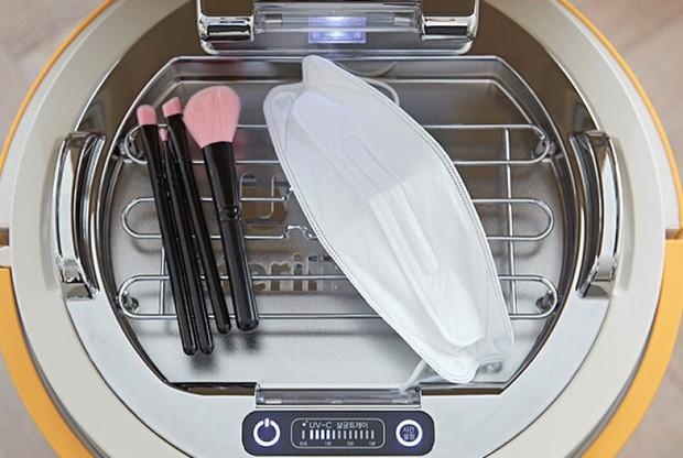 Tủ lạnh nhỏ mà có võ của Kakao Friends: Đã xinh xỉu còn đa năng, vừa bảo quản đồ vừa là loa Bluetooth - Ảnh 6.