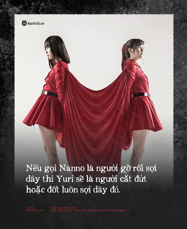 Cuộc đối đầu ma quái của 2 ma nữ Girl From Nowhere: Khi cái chết không phải bản án nặng nề nhất? - Ảnh 8.