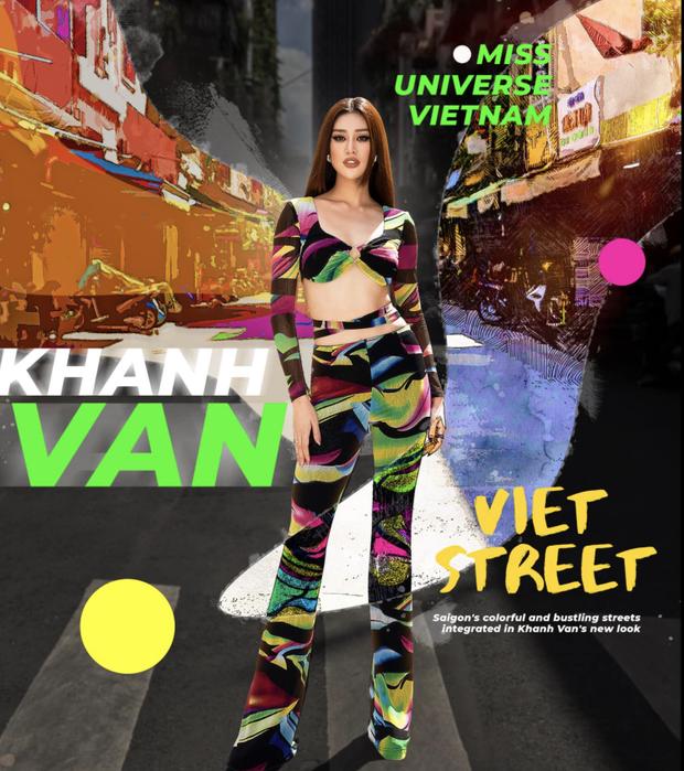 Khánh Vân gây sốt khi diện áo dài truyền thống ở Miss Universe, xinh nức nở đọ sắc với Hoa hậu xứ Trung trong 1 khung hình - Ảnh 9.