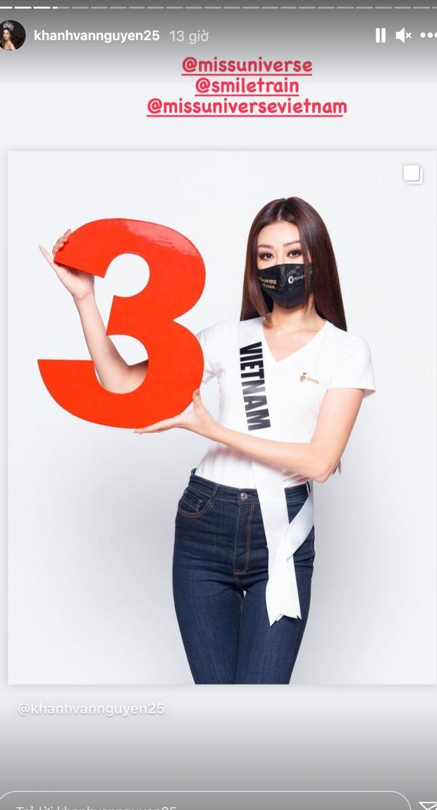 Càng sát đêm thi chính thức, Khánh Vân càng nhận được nhiều sự chú ý, chính thức cán mốc 400,000 người theo dõi trên Instagram! - Ảnh 6.