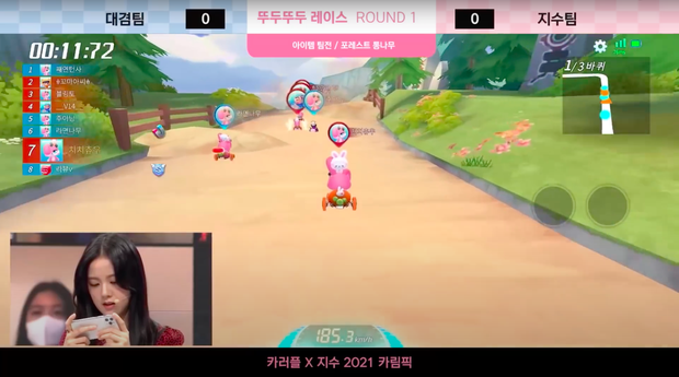 Nhờ Jisoo (BLACKPINK) mà một game mobile có lượt tải về siêu khủng, sắp đá bay huyền thoại Among Us - Ảnh 3.