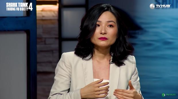 Nữ CEO xinh đẹp giải thích giọt nước mắt trước khi có màn chốt deal vì xinh gây sóng gió của Shark Phú - Ảnh 3.