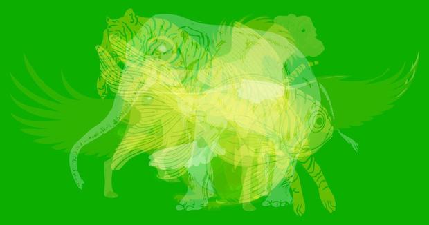 Quiz: Bạn thấy con vật nào đầu tiên trong hình ảnh hack thị giác này? Đáp án có thể xác định tính cách của mỗi người cực chuẩn xác - Ảnh 1.