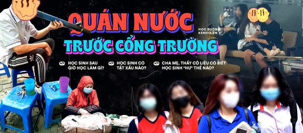 Video ghi nhận học sinh ở Hà Nội chửi bậy; xúc phạm giáo viên - Ảnh 11.