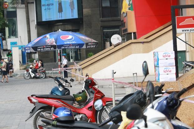 Hà Nội: Phong tỏa tạm thời Chung cư Hồ Gươm Plaza sau khi ghi nhận ca dương tính với SARS-CoV-2 - Ảnh 10.