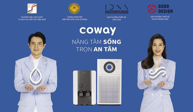 BTS trở thành đại sứ thương hiệu toàn cầu mới của Coway - Ảnh 3.
