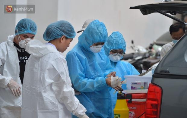 Hà Nội: Thêm 9 ca dương tính SARS-CoV-2, trong đó có 6 F1 của vợ chồng cựu Giám đốc Hacinco - Ảnh 1.
