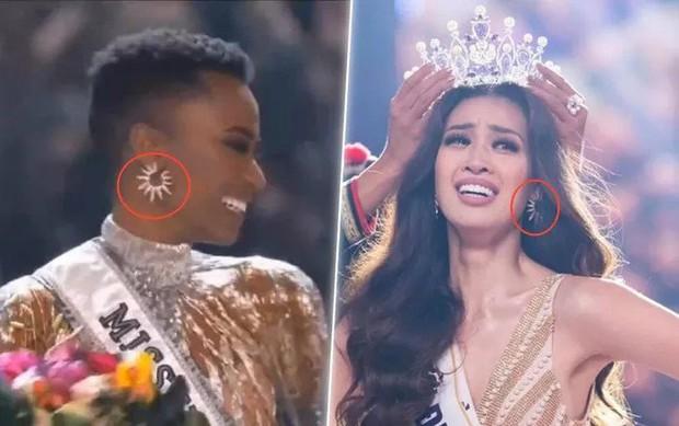 Khánh Vân đụng hàng với đương kim Hoa hậu Hoàn vũ Thế giới và đây không phải là lần đầu! - Ảnh 3.