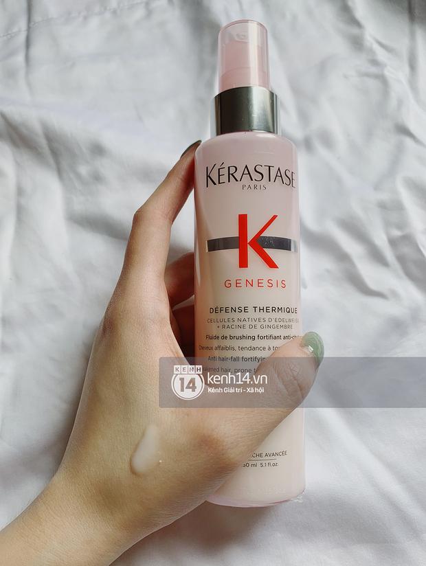 Bộ sản phẩm trị rụng tóc Kérastase quả thần thánh như lời đồn: Sau 2 tuần tóc mình từ rụng cả nắm giờ chỉ còn rụng vài sợi - Ảnh 4.