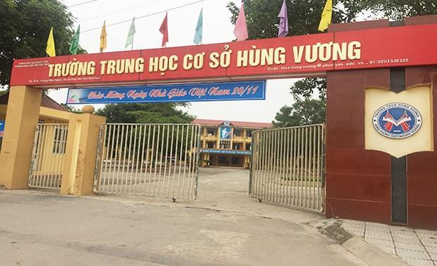 Nhiều giáo viên, học sinh ở Vĩnh Phúc phải cách ly tập trung tại trường - Ảnh 1.