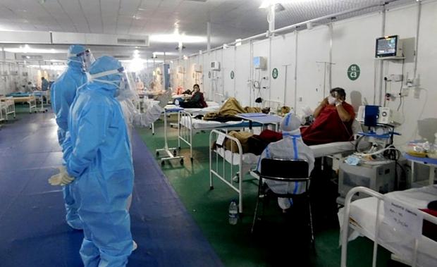 Lý do khiến số ca nhiễm virus SARS-CoV-2 tại Ấn Độ tăng vọt - Ảnh 1.