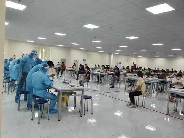 Bắc Giang có 89 ca dương tính với SARS-CoV-2, ngành y tế chạy đua với thời gian - Ảnh 1.