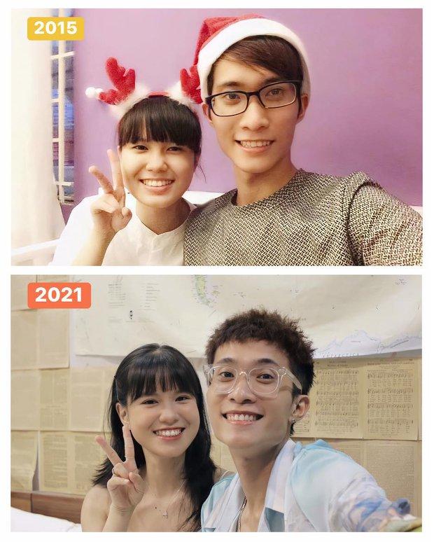 Tự cosplay lại chính mình thời đi học: AMEE làm em bé mãi không lớn, hot girl Phan Đình Phùng ngày nào đã thành fashionista vạn người mê - Ảnh 10.