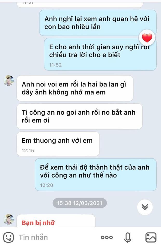 Vụ con gái tố bị cha dùng vũ lực hiếp dâm ở Phú Thọ: Lộ tin nhắn cầu xin tha thứ của người cha, dù trước đó một mực chối tội - Ảnh 2.