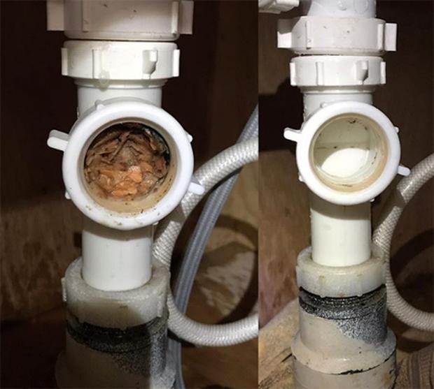 6 cách thông tắc bồn rửa từ những nguyên liệu sẵn có trong nhà bếp, chi phí chưa đến vài chục ngàn - Ảnh 4.