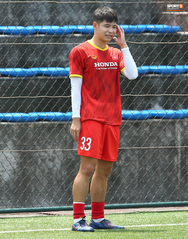 Viên ngọc thô Liễu Quang Vinh và lời cảm ơn chân thành đến HLV Park Hang-seo - Ảnh 4.