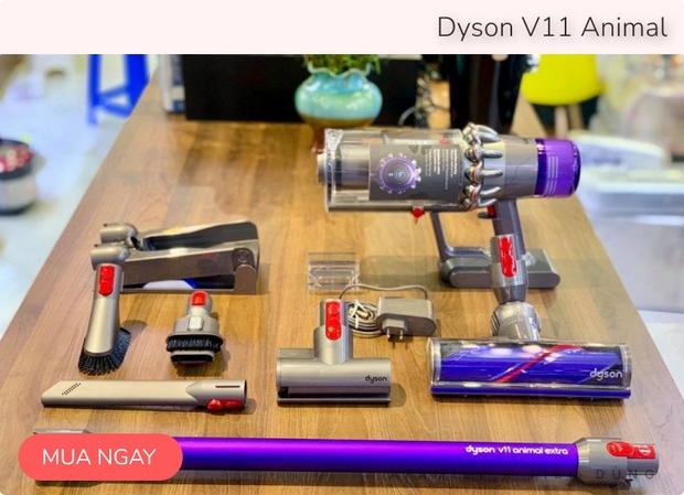 Sau 4 tháng sử dụng máy hút bụi không dây Dyson, mẹ Vũng Tàu khẳng định: Không tiếc 16 triệu đã bỏ ra mua - Ảnh 9.