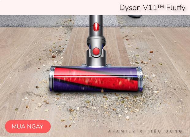 Sau 4 tháng sử dụng máy hút bụi không dây Dyson, mẹ Vũng Tàu khẳng định: Không tiếc 16 triệu đã bỏ ra mua - Ảnh 11.