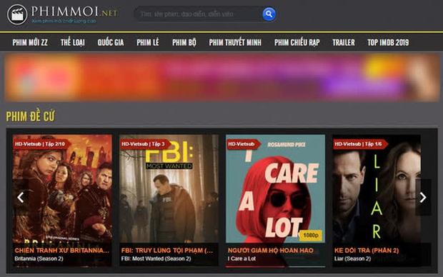 Phimmoi.net bất ngờ hồi sinh trở lại với tên zphimmoi.com - Ảnh 1.
