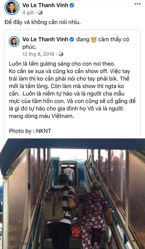 Cuối cùng con trai NS Hoài Linh cũng có động thái giữa lúc bố vướng vào thị phi với đại gia Phương Hằng - Ảnh 2.