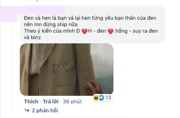 Đen Vâu ẩn ý Đ trái tim H trong MV Trốn Tìm: HHen Niê, Binz nhưng đạo diễn lại giải thích đầy phũ phàng - Ảnh 8.