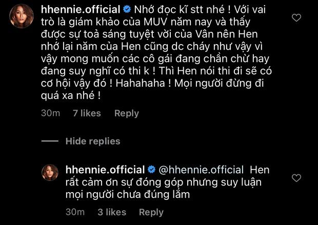HHen Niê bị chỉ trích và tố có hành động thiếu tinh tế giữa lúc Khánh Vân thi Miss Universe, phải thanh minh ngay và luôn! - Ảnh 4.
